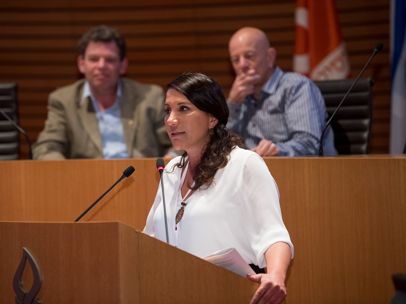 Ben-Gurion University of the Negev - Nutrition Takes Center Stage at