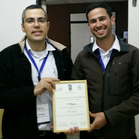 Dr. David Zarrouk'€™s Lab Brings Home Two Prizes from Israeli Mechanical Engineering Conference