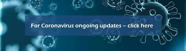 Click here fo ongoing Coronavirus updates
