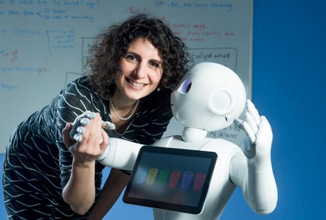 Ben-Gurion University of the Negev - Human-Robot Interaction Study