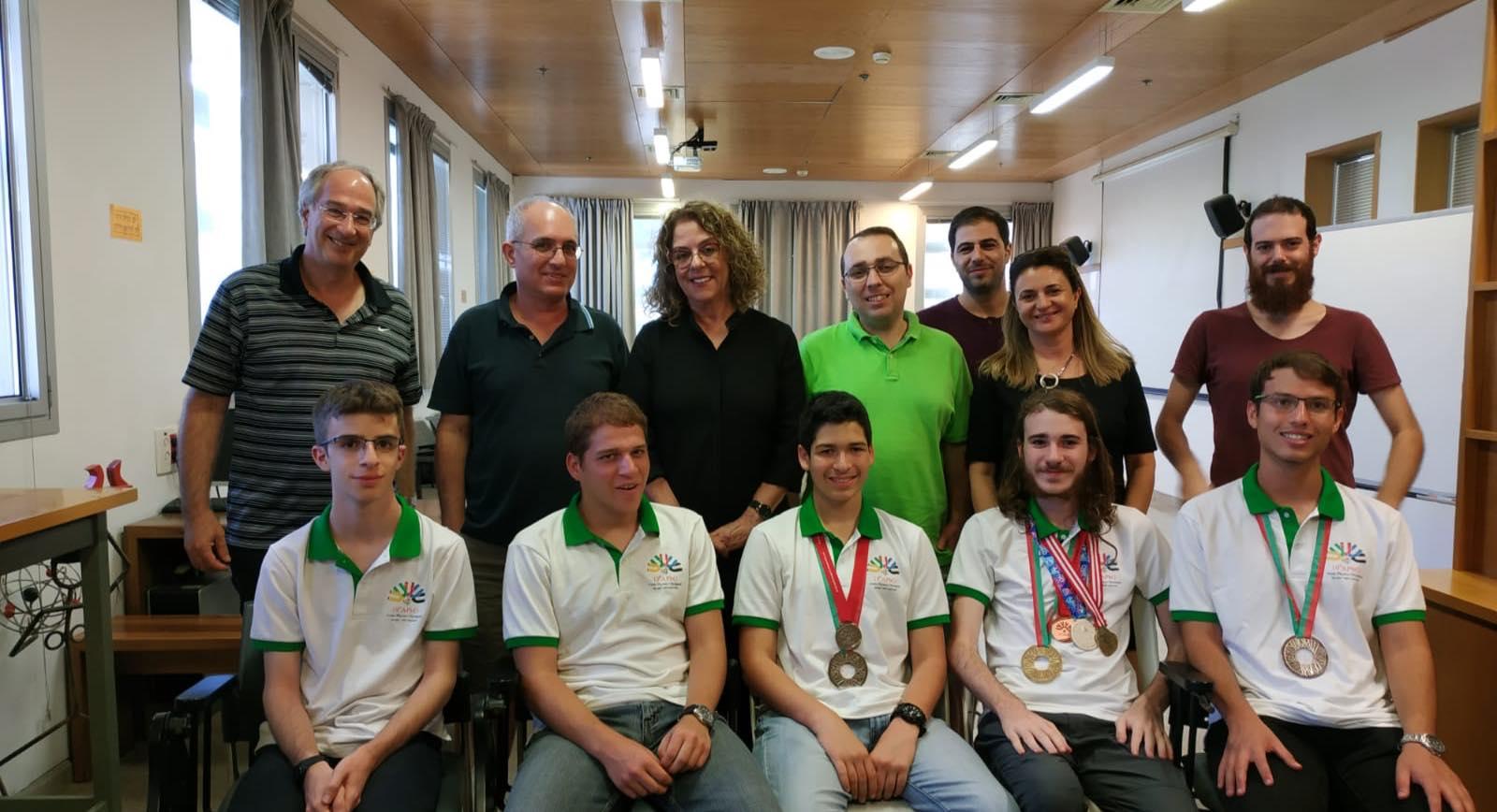 Ben-Gurion University of the Negev - Jusidman Student Physics Team