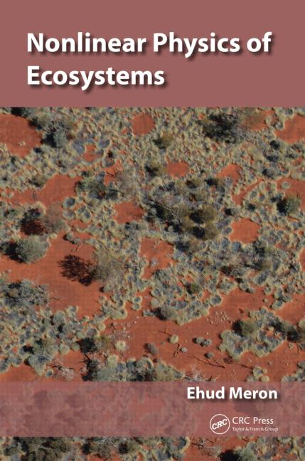 New Book: Nonlinear Physics of Ecosystems