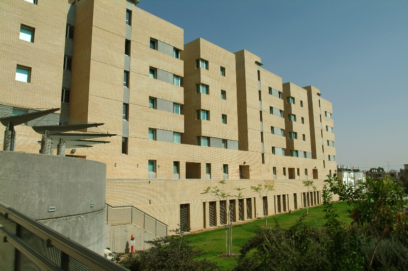 "the International Dorms at ""Dalet"" dorms​"
